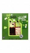 Kadoo Fair&Share Yellow Pink White Orange Crispy Confetti.