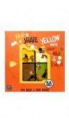 Kadoo Fair&Share Yellow White Green Milk Mixed nuts